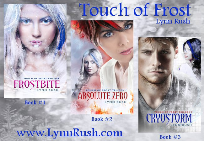 All three TouchOfFrost with website