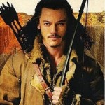 Luke Evans as Khaldon Seters