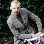 Simon Pegg as Torchy Gravenor