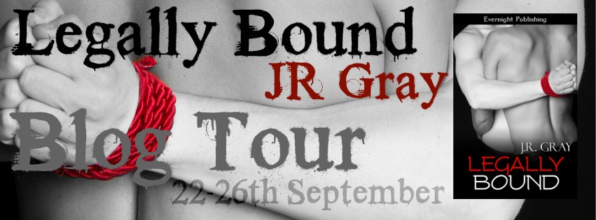 Legally Bound Blog Tour Banner