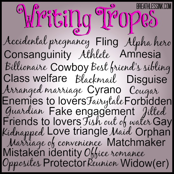 WritingTropes